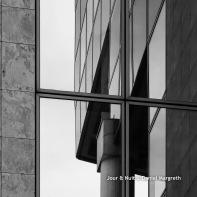 Reflet du Palais de justice