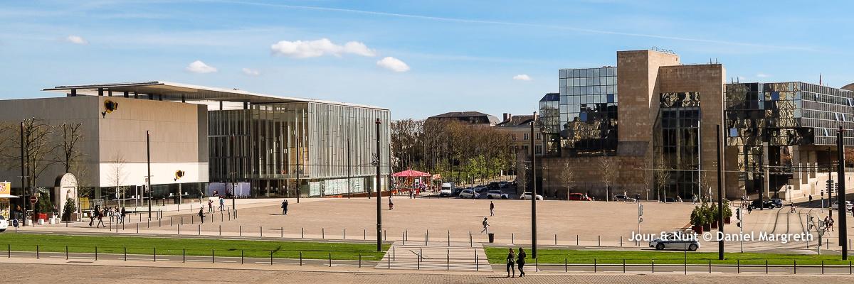 Complexe Cinéma & Théâtre et Palais de Justice